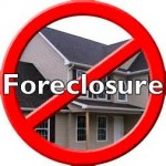 no foreclosure