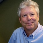 U.S. economist Richard Thaler poses in an undated photo provided by the University of Chicago Booth School of Business